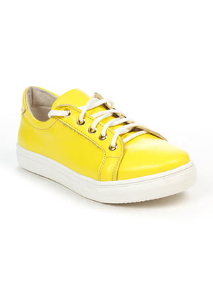 Кеды желтые | 5037525