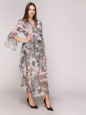 Сукня сіра | 5029348