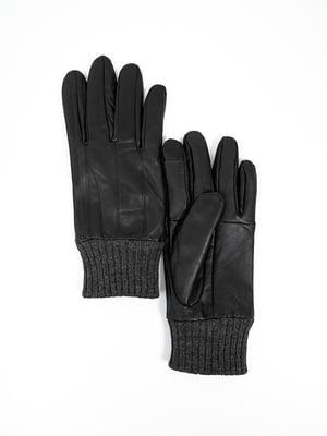 Рукавички чорні | 5044452