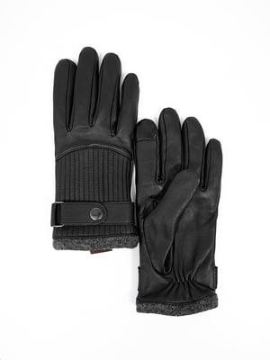 Перчатки черные | 5044454