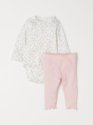 Комплект: боді і штани | 5045958