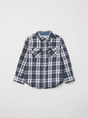 Рубашка в клетку | 5046009