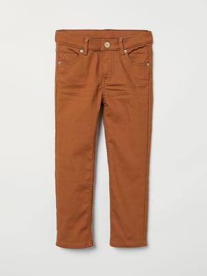 Штани коричневі | 5046151
