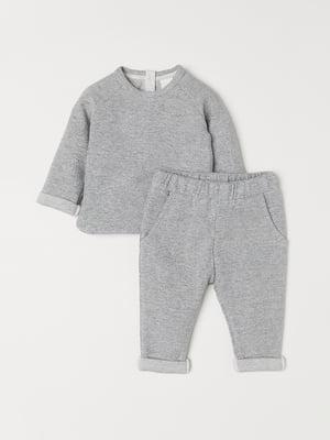 Комплект: джемпер и брюки | 5046218