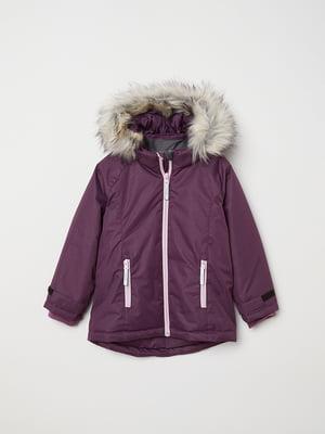Куртка фіолетова   5046241