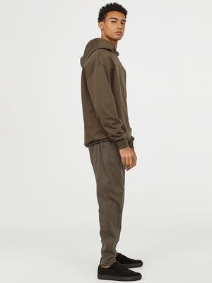 Штани коричневі | 5046335