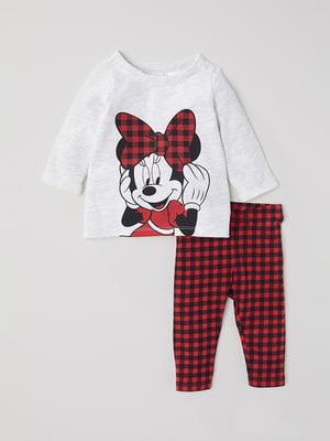 Комплект: лонгслів і штани | 5046500