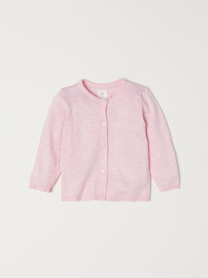 Кофта розовая | 5046779