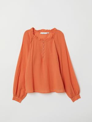 Блуза помаранчева | 5046843