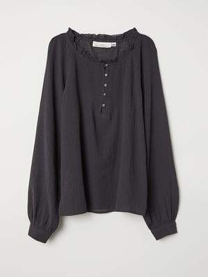 Блуза сіра | 5046844