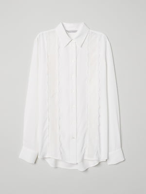 Рубашка белая   5046944