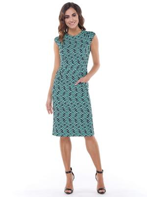 Платье в принт | 5047272