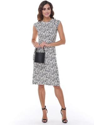 Платье в принт | 5047273