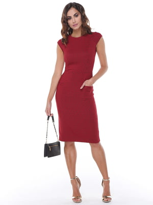 Платье красное | 5047277