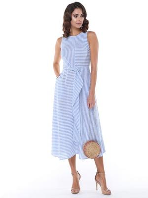 Платье в полоску | 5047289