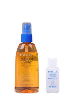 Олія для глибокого зволоження волосся з екстрактом маракуї Hydrating Therapy Maracuja Oil (15 мл) | 4463040