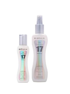 Кондиціонер для волосся «Шовкова терапія» BioSilk Silk Therapy 17 Miracle (67 мл) | 4958454