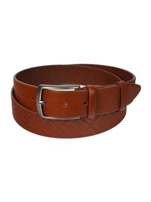Ремінь коричневий | 4885930