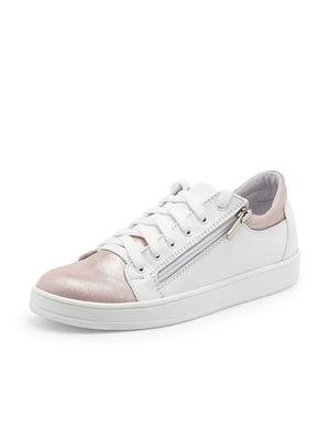 Кеди біло-рожеві | 4981829