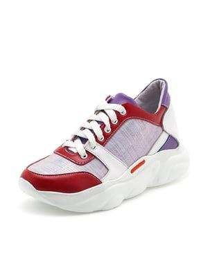 Кроссовки разноцветные | 5027241