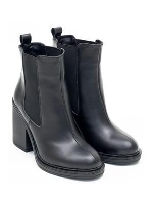 Ботинки черные | 5043931