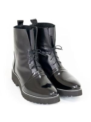 Ботинки черные | 5043935