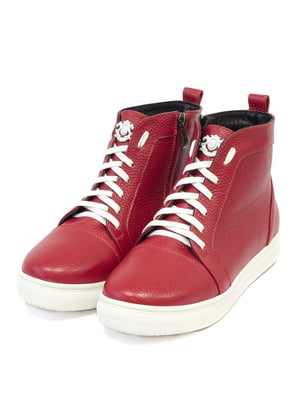 Черевики червоні   5043980