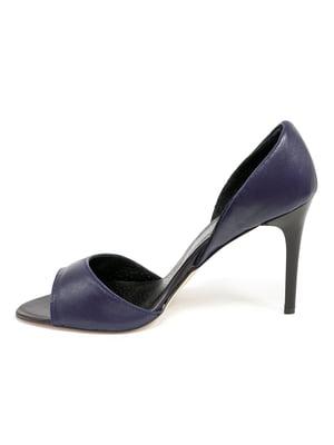 Туфлі фіолетові | 5044097