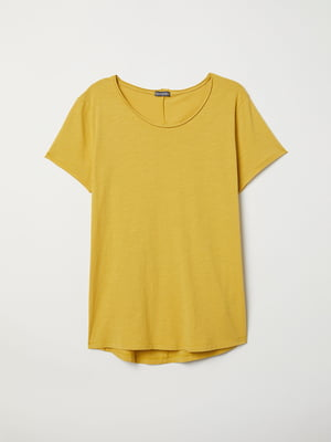 Футболка жовта | 5045149