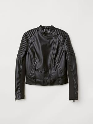 Куртка чорна | 5045322