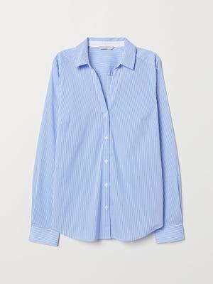Рубашка в полоску | 5045398
