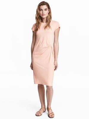 Платье розовое | 5045496