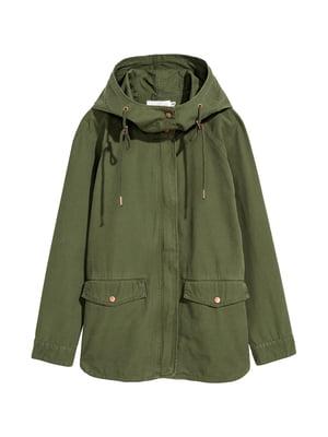 abc658ee454 Куртка парка женская купить в Киеве
