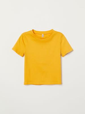 Топ желтый | 5045904
