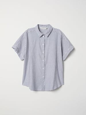 Сорочка в смужку | 5045919
