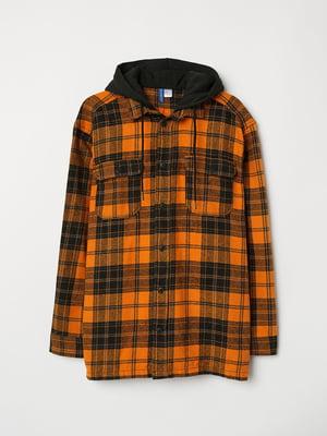 Рубашка в клетку | 5045934