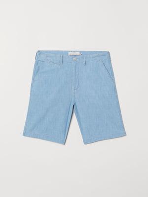 Шорти блакитні | 5045978