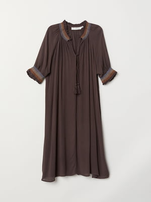 Сукня коричнева | 5046050