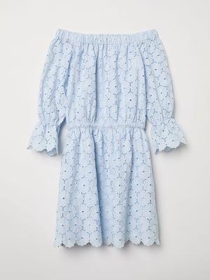 Сукня блакитна | 5046161