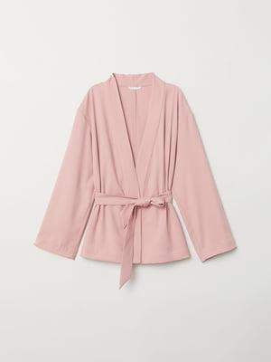 Жакет розовый | 5046611