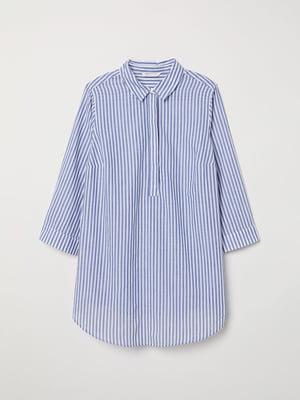 Сорочка в смужку | 5046760
