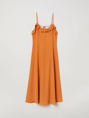 Сукня помаранчева   5046771