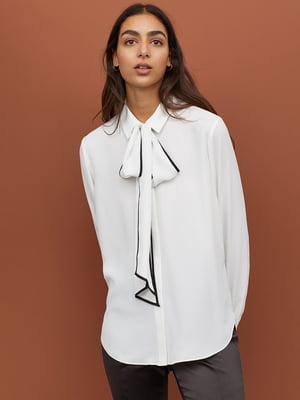 Блуза белая | 5047134