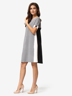 Платье трехцветное | 5054469