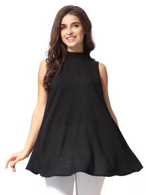 Блуза черная | 5054478
