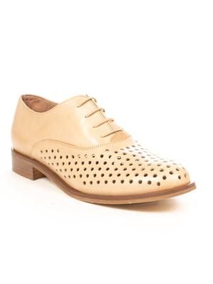 Туфлі бежеві | 4231842