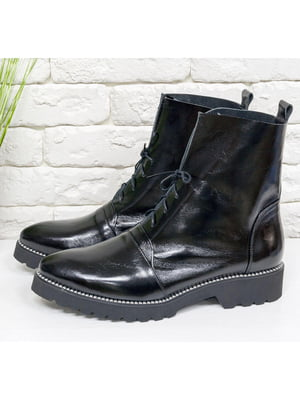Ботинки черные | 5043938