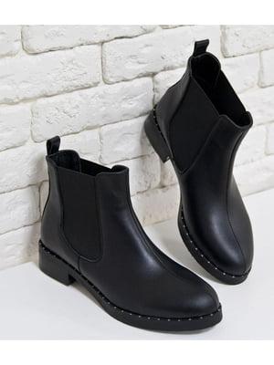 Ботинки черные | 5043948