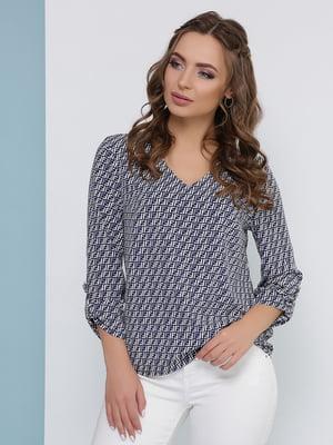 Блуза в принт | 5054450