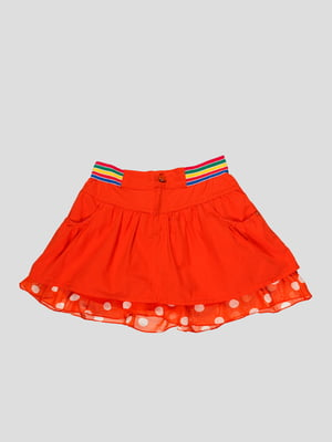 Юбка оранжевая | 5044864